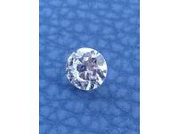 Diamond Loose Brilliant 1.15ct 6.85 x 6.85mm