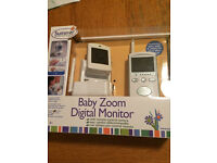 Summer baby zoom monitor