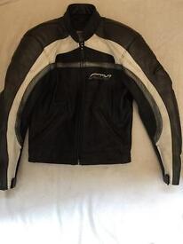 Small Gericke Motorcycle leather jacket