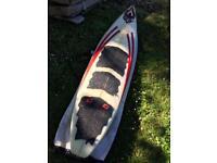 Gul 6'10 surfboard shortboard