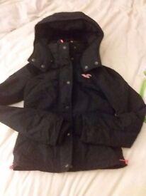 Hollister jacket size small