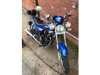 Perfect motorbike 125cc
