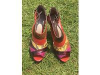 Size 4 Aldo shoes