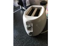 TESCO White Toaster