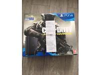 PS4 slim 500gb with receipt