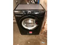 Hoover VTS714D21B 7kg 1400 Spin Black LCD A+ Rated Washing Machine 1 YEAR GUARANTEE FREE FITTING