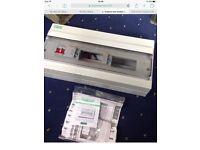 Crabtree star breaker consumer unit fuse box
