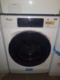 Whirlpool Washing Machine *Ex-Display* (10kg) (12 Month Warranty)