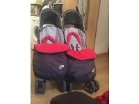 Double buggy bruin twin explorer