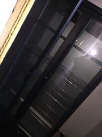Pop display fridge free to collect