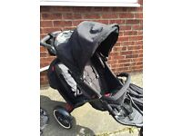 Phil & teds double stroller / buggy / pushchair immaculate condition