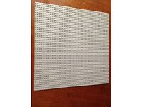 Lego grey base board 48x48