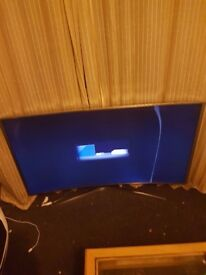 samsung ue55js9000t smart 3d curved tv spares or repair