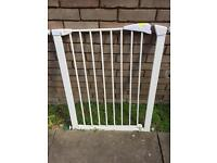 SOLD - Mothercare Stair gate baby gate