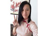 Friendly Mandarin/Chinese tutor/teacher available for all levels! :)