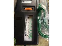 Clamp meter never used A/C current & voltage