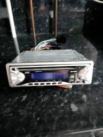 Car stereo CD player