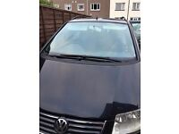 VW Sharan Plate 56 2007 model