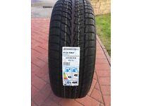 Brand New Bridgestone Blizzak Winter Tyre 235/60 R18