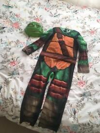 Ninja Turtles Costume & Mask