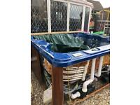 Jacuzzi, hot tub for spares or repairs