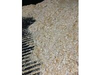 Excellent quality, kiln dried, dust extracted shavings.