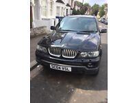 BMW X5 estate