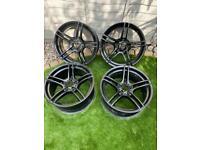 Genuine BMW 313 19 inch alloy wheels (set of 4)