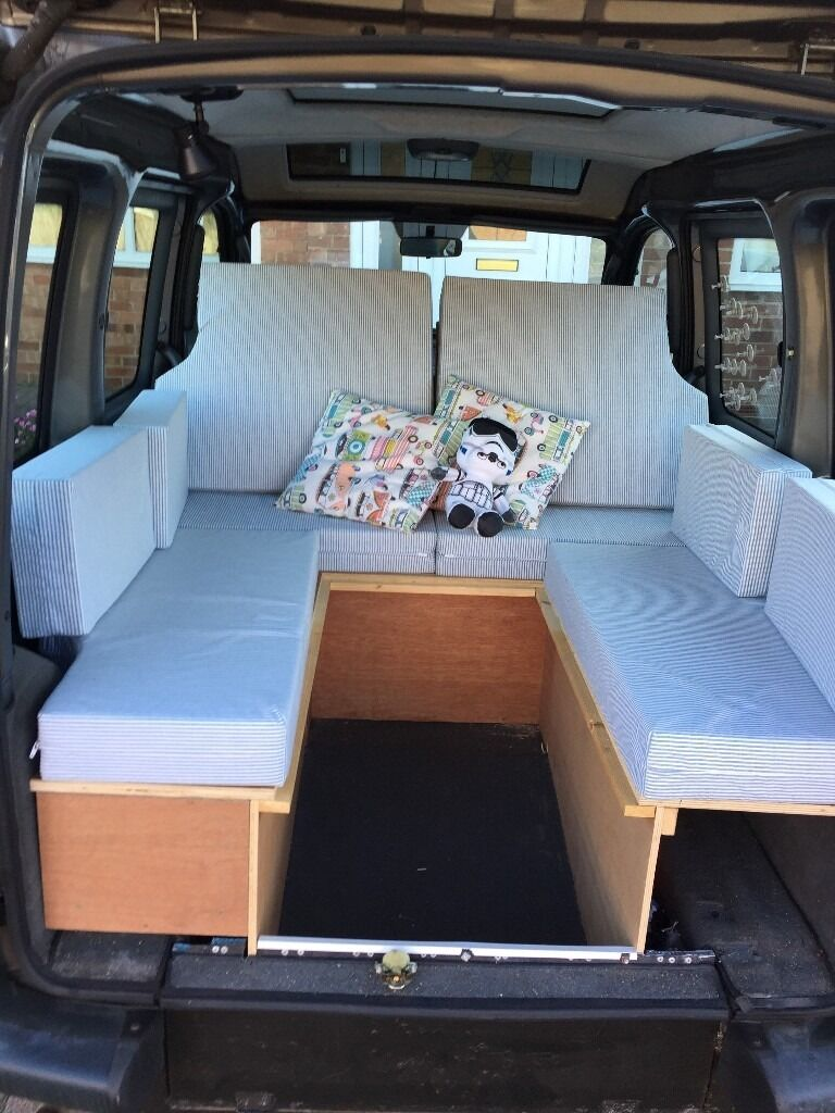 Renault Kangoo Mini Camper Van Campervan Motorhome Conversion Bargain Must Read
