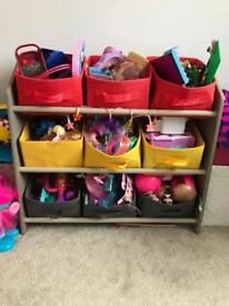 Winnie the Pooh storage unit