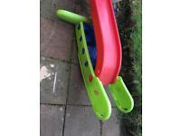 Little tikes large easy store slide *SOLD*