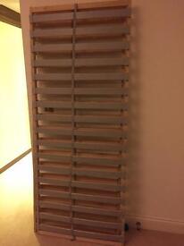 LONSET slats for IKEA kingsize bed