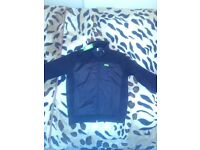 Black Hugo boss jacket
