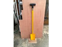 Joan Allen Spitfire Mild Steel Digging Tool Spade (for metal detecting)