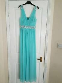 Stunning evening gown/ Prom Dress-Size 14