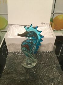 Brandnew Seahorse paperweight