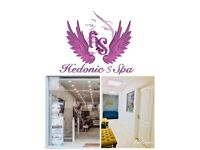 Hedonic S Spa Experience the Art of True Massage and Relaxation.