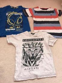 Age 6-7 tshirts