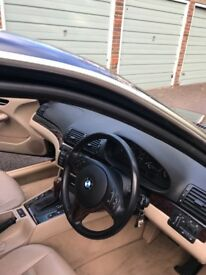 BMW 3 series , 2.2 petrol, 2002 special edition