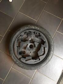 vw space saver wheel (space) 5x112