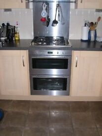 Neff Intergrated double oven