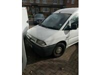 Peugeot expert with genuine low mileage