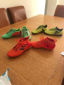 X3 football boots