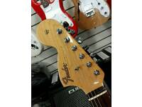 1997 Fender USA Voodoo Stratocaster electric guitar