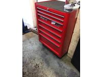 Snap on 7 draw roll cab