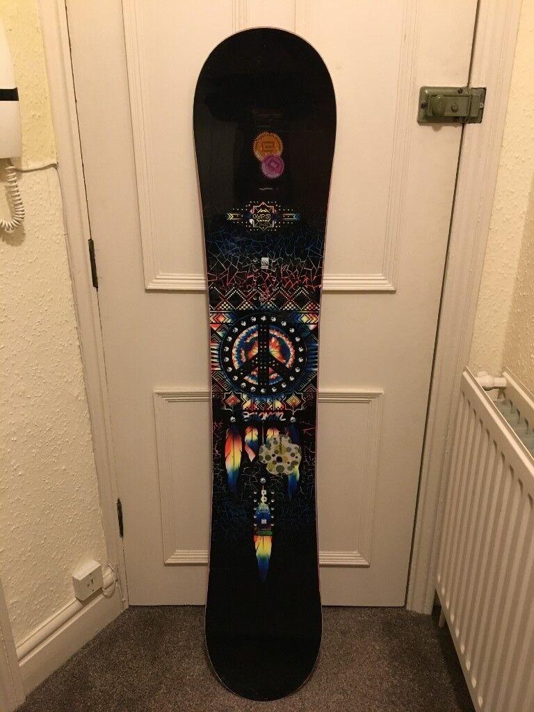 3a7e7d16ccf2 Salomon Gypsy Snowboard - Women s 148cm