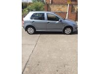 SKODA FABIA AMBIENTE 12 V HTP MOT UNTIL MAY 2018 2 KEYS