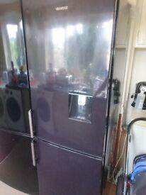 Fridge freezer kenwood burgain nottingham 99£