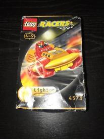 LEGO Racers Lightor (4573) New Unopened
