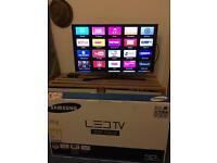 """32"""" Samsung Full HD TV + Apple TV 3rd Gen"""